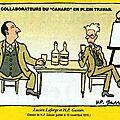 Centenaire du <b>Canard</b> <b>Enchainé</b>