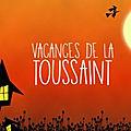 🍂 Encore une semaine de vacances ( Toussaint ) 🍂