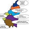 Opération animation-formation à des méthodes de <b>programmation</b> participative par petite Région Agricole en Ardèche, 1993