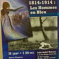  - 1814-1914 = LES HOMMES EN BLEU