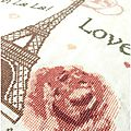 I Love Paris - De fil en lin