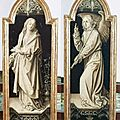 cole flamande du XVIe sicle, La Vierge et <b>Saint</b> <b>Jean</b>-<b>Baptiste</b>