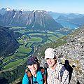 Andalsnes, rando Romsdalseggen, route des Trolls, Valldal, Geiranger <b>NORVEGE</b>