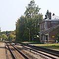 La gare de Bourgtheroulde Thuit - Hebert (27)