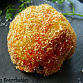 CROQUETTES AU Canard Confit Pures Pomme de Terre <b>Carottes</b>