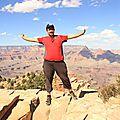 Une des merveilles du monde à ma portée : le Grand Canyon