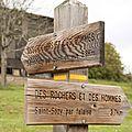 Circuit des Rochers et des Hommes, <b>Lot</b>