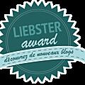 Liebster <b>award</b> et 11 nuances de moi