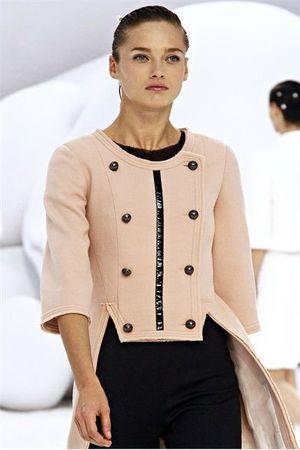 Via Vogue Chanel printemps été 2012
