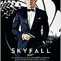 Skyfall James bond (thriller) 4/10
