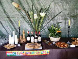recettes plats  Organiser un buffet pour 30 personnes