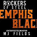 COVER REVEAL Rockers of Steel - <b>MJ</b> Fields