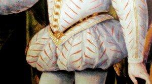 Trousses des années 1580