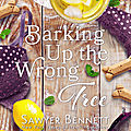 ** Blog Tour ** BARKING UP THE WRONG TREE (Sex and Sweet Tea #3) by Juliette Poe