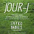 JOUR J - Vernissage de l'exposition IMPROBABILIS, le végétal sous les <b>obus</b> de Nicolas Deshais-Fernandez et Anthony Rojo