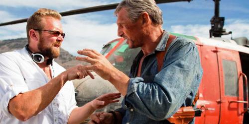 Joe Carnahan et Liam Neeson, une équipe de choc sur The A-Team