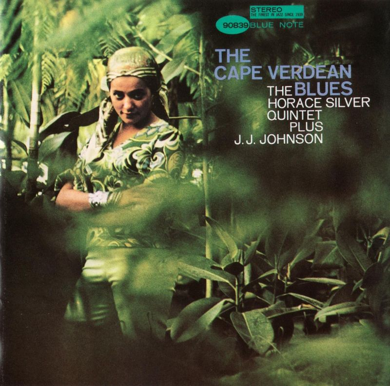 horace silver - cape verdean blues (album art)