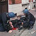 Des gendarmes au secours ... d'autres gendarmes
