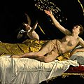 Sotheby's New York to offer masterwork by Orazio Gentileschi during Masters Week