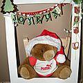 Cadre joyeux Noël