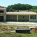 Construction de notre piscine