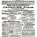 FOURMIES - Le Journal de Fourmies de 1876 ***