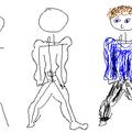 je sais pas dessiner...
