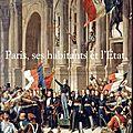 Paris, ses habitants et l'Etat