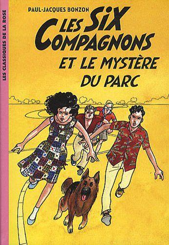 Les Six Compagnons dans la Bibliothèque Rose (2010) 58400010