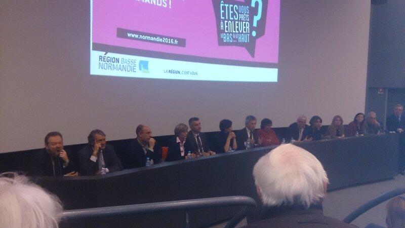 REUNIFICATION: compte-rendu de la réunion publique de Caen (17 décembre 2014)