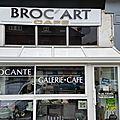 BROC'ART Lisieux <b>Calvados</b> café