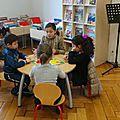 Quartier Drouot - Bibliothèque une belle parenthèse pour des habitants...