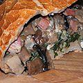 Le pain des <b>bergers</b> des Monts d'Arrée