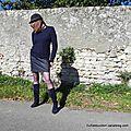 Un <b>cours</b> de <b>couture</b> à L'Atelier des Coupons de Saint Pierre