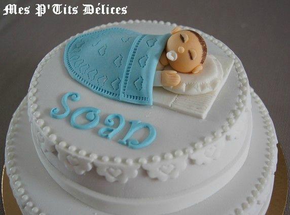 Gâteau bébé5
