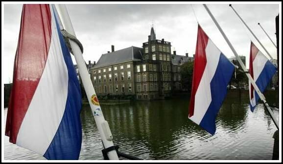 Pays-Bas drapeaux