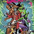 <b>Pack</b> VO : Guardians of the galaxy Mother Entropy 1 à 5