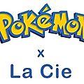 Les <b>Pokemon</b> débarquent chez La Compagnie Des Petits