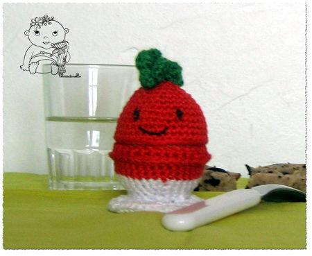 un radis a la coque original