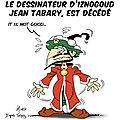Le dessinateur d'Iznogoud <b>Jean</b> <b>Tabary</b> est dcd
