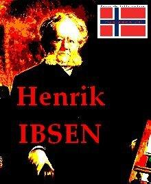 Ibsen Henrik portrait par Eilif Peterssen 1895