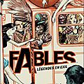 Fables en occasion VF