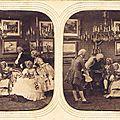 Un mariage sous Louis XV par Furne & Tournier, 1859