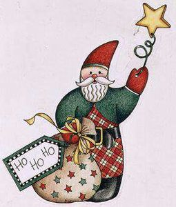 AVERY__Karen___A_Very_Plaid_Santa
