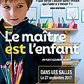 Le maître est l'enfant : Montessori mon amour