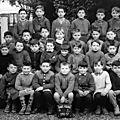 école de la souys <b>CE1</b> 1956