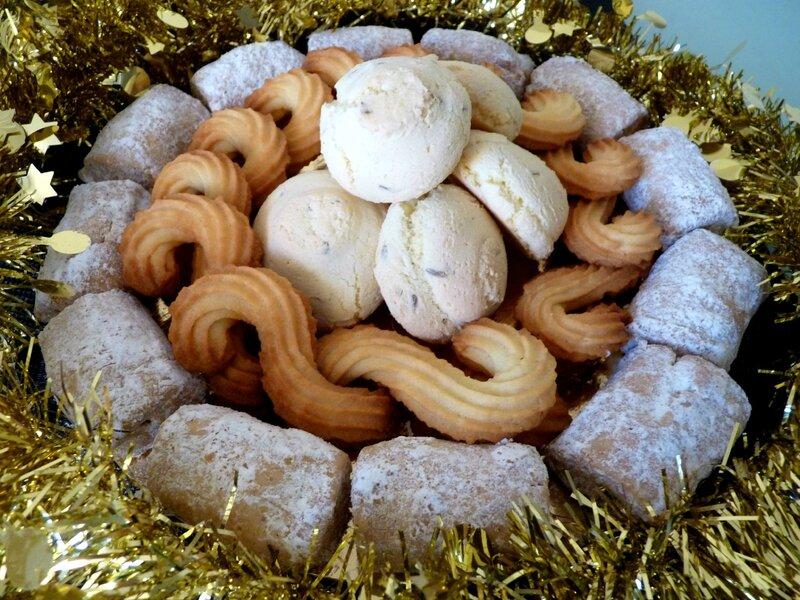 3 recettes de biscuits pour Noel
