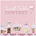Sweet <b>Table</b> Contest 2013 ~ Ma Wedding Sweet <b>Table</b>