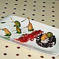 Jambonnettes de grenuoille en Tempura/Risotto