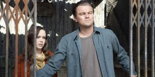 Ellen Page et Leonardo DiCaprio